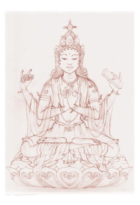 Prajnaparamita Draw