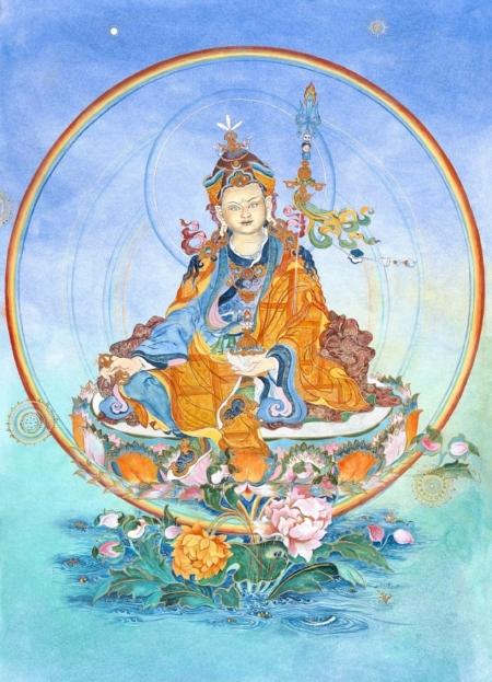 Padmasambhava - Nangsi Zilnon